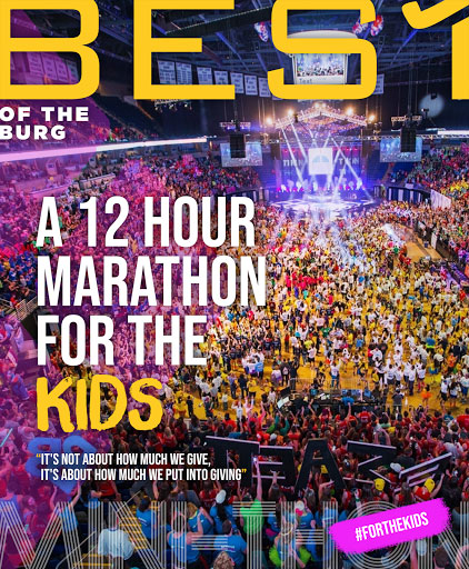 Best of the Burg April Mini-Thon