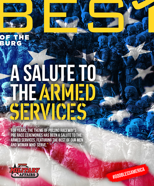 Best of the Burg Military Affairs Cover