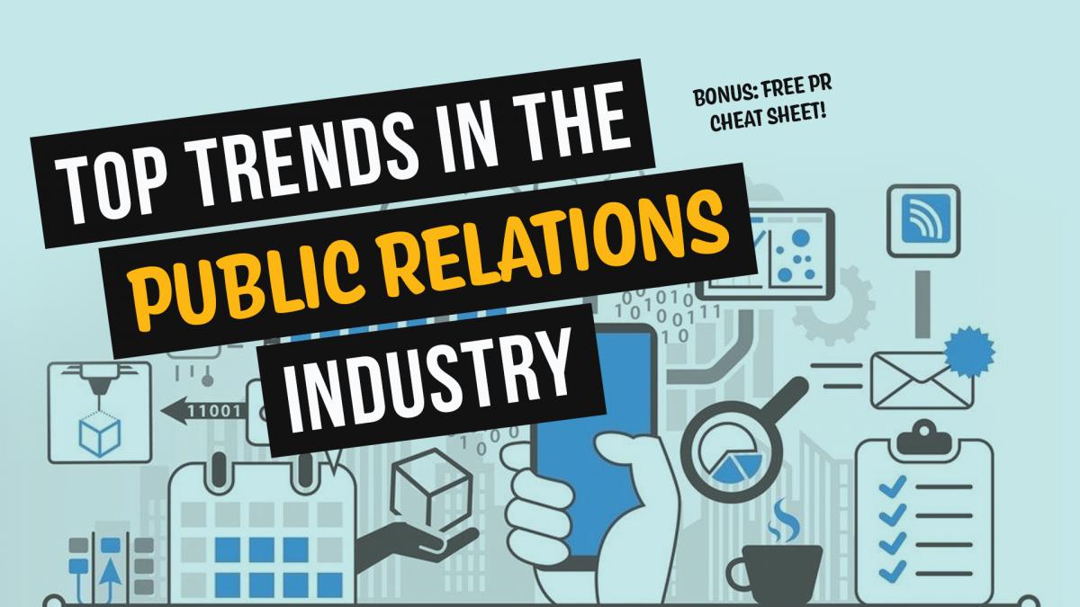 Top Trends in PR industry