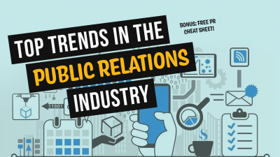 Top Trends in PR industry