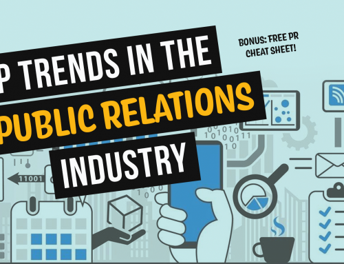 Top Trends in the Public Relations Industry